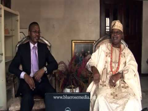 Chief Alex Akinyele on Leadership & Democracy in Nigeria