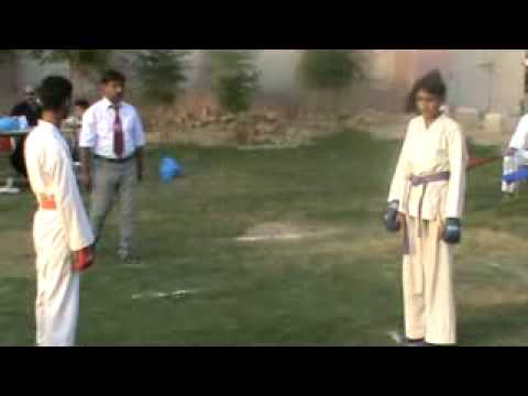 District Kyokushin Kai Kan Karate Championship 2013 Part 5