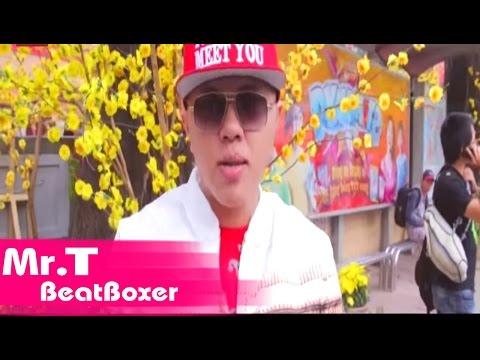 Ngày Xuân Long Phụng Sum Vầy- Hà Phương,Mr.T Beatbox,Karik