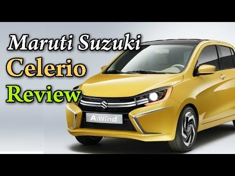 Maruti Suzuki Celerio Review I Features I Top Speed