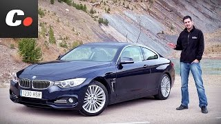 BMW 428i Serie 4 Coupé Prueba / Test / Review (2014