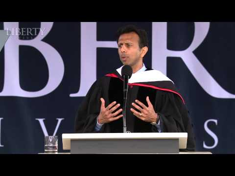 Bobby Jindal - Liberty University Commencement 2014