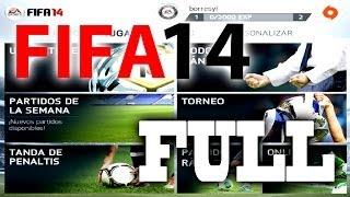 FIFA 14 FULL En IOS 7 & IOS 6| Con Jailbreak| Modos De
