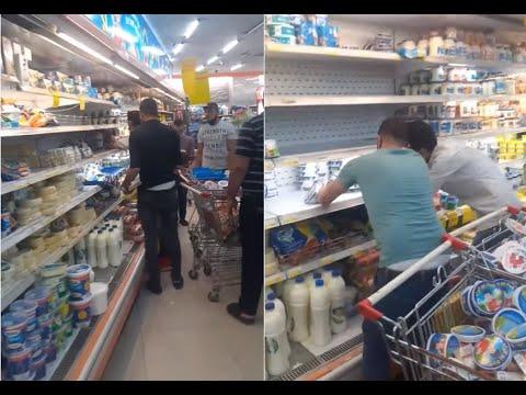 بسبب تصريحات ماكرون المعادية للإسلام أسواق أردنية تشرع في سحب منتوجات فرنسية من رفوفها