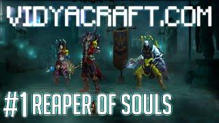 Diablo 3: Reaper Of Souls Gameplay And Walkthrough Part