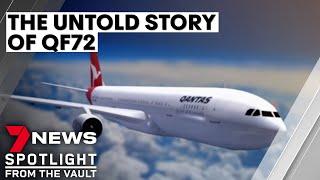 QF72 | Hero pilot Kevin Sullivan's quick thinking saves 315 people | Sunday Night