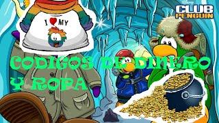 Codigos De Ropa Y Dinero Club Penguin [Julio Agosto