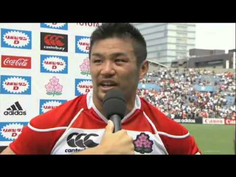 Japan beat Wales in the 2nd Test 2013 | Rugby Video Highlights - Japan beat Wales in the 2nd Test 20
