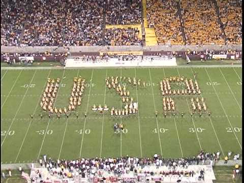 Arizona State vs. Washington State University, 2004
