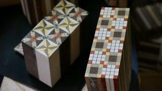 Preciosa artesania de madera