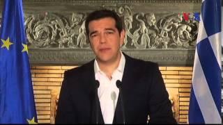 Cử tri Hy Lạp thách thức đòi hỏi của châu Âu bằng lá phiếu 'không'