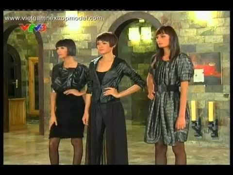 Vietnam's Next Top Model 2011 - Tập 13 (Full Movie)
