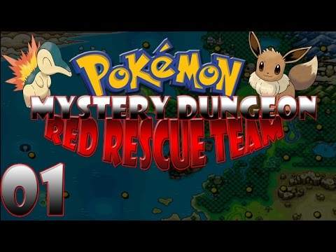 Pokemon Mystery Dungeon: Red Rescue Team - Episode 1
