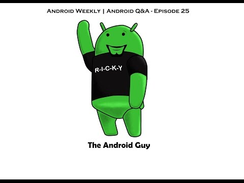 Android Weekly & Q&A Live Ep 25 - Galaxy S5 Alpha, Android or Samsung Smartwatch, iPhone Delayed