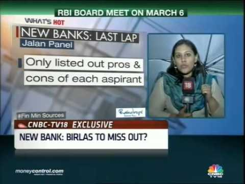 RBI board to take up new bank licences issue on March 6