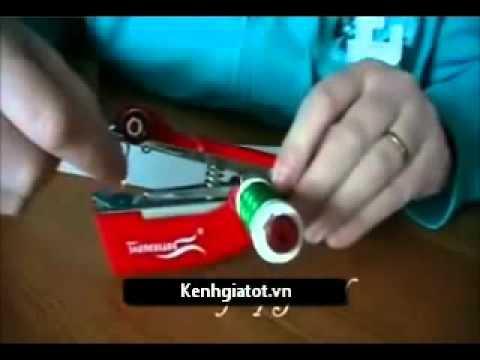 Video Máy Khâu Mini Cầm Tay