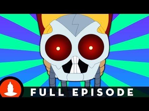 Danny Invents Evil in