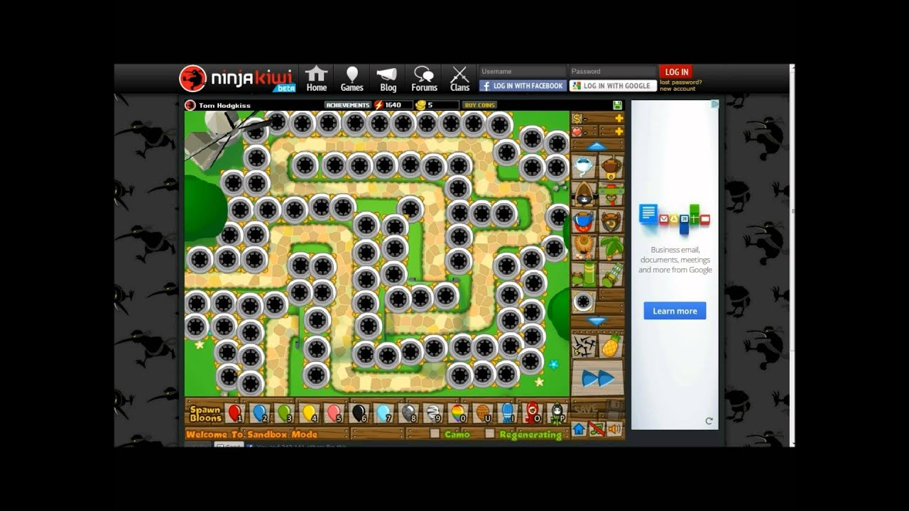 Pictures bloons tower defense spiked math funny 4 bloons tower defense