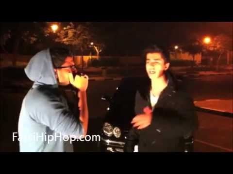 Behzad Leito Rapping In Dubai  ( FarsiHipHop.com)