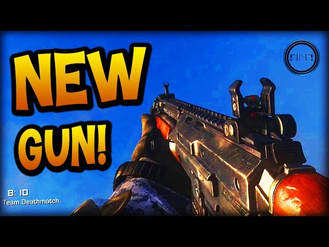 "Call of Duty: Ghost ""MAVERICK"" Gameplay! - NEW GUN! - (COD Ghosts Onslaught DLC)"