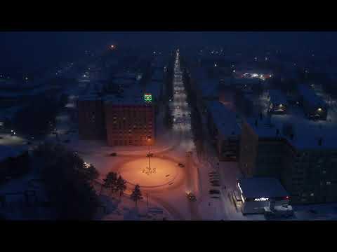 Мысковская зима