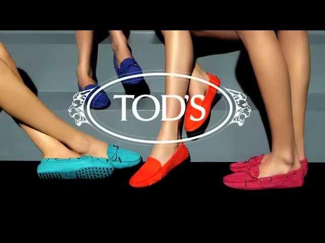 Tod's 豆豆鞋裝2014春夏廣告
