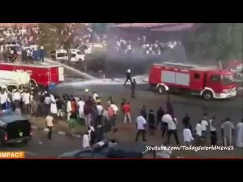 Two explosions kill 'dozens' in Abuja, Nigeria