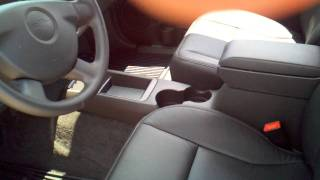 2008 Chevrolet Colorado crew cab moderate overlap test videos