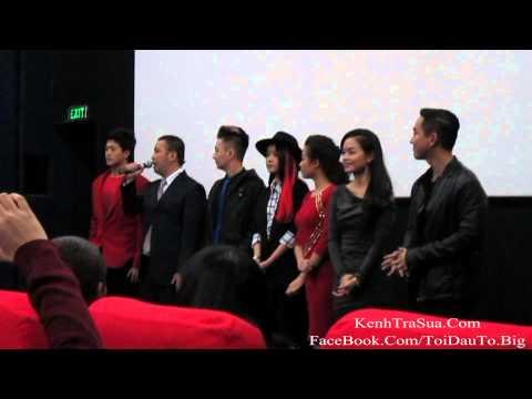 Đoàn Làm Phim Thần Tượng Cám Ơn Khán Giả - Hoàng Thùy Linh, Ngô Kiến Huy, Phạm Quỳnh Anh, Chi Pu