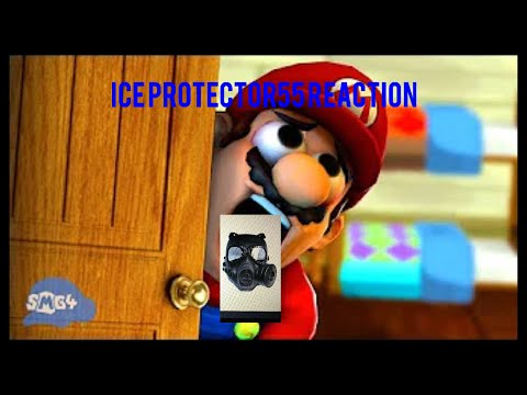 Ice Protector55 reacts: Mario Gets His PINGAS Stuck In The Door (Plus Bonus Clips)