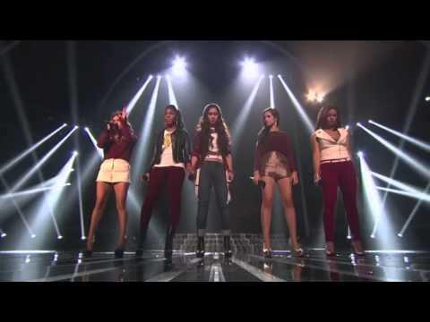 Fifth Harmony: X Factor Journey