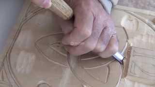 Curso de talla en madera. Parte 4
