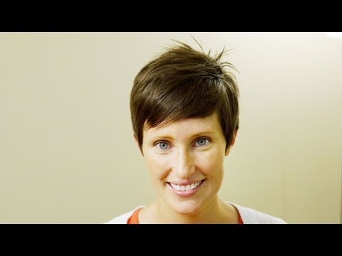 Women's Short Taper Cut Tutorial // How to Cut Women's Hair Tutorial