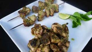 Reshmi Kebab..