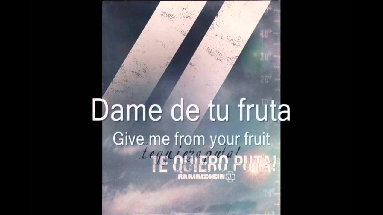 Te quiero | Spanish to English Translation - SpanishDict