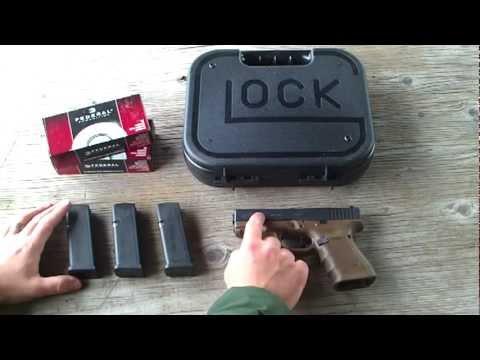 Glock 19 Gen 4 (Range Report 1)