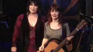 [Ann & Nancy Wilson Of Heart] Harmony Lesson Even It Up