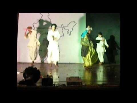 Jai Jai Maha Maza NITK Bharat Darshan 2012 - Maharashtra Mandal's Performance (good sound quality)
