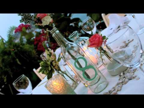 Bida de Erika & Bryan.  Caty Gomez Wedding Planner