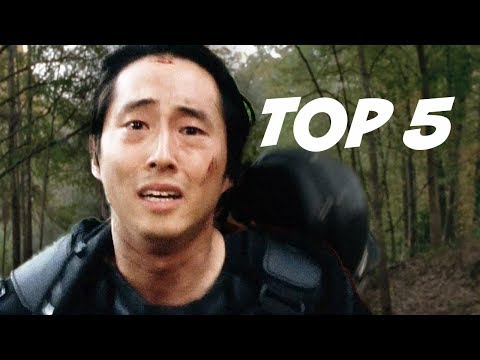 The Walking Dead Season 4 US - Top 5 WTF Moments