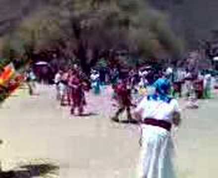 Danzas Prehispánicas Tepeapulco Hgo. Video II