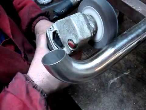 Como pulir el acero inoxidable youtube - Pulir aluminio a espejo ...