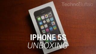 iPhone 5s kutu açılımı