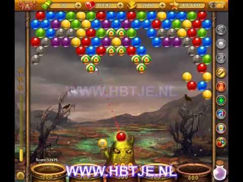 Bubble Epic level 28