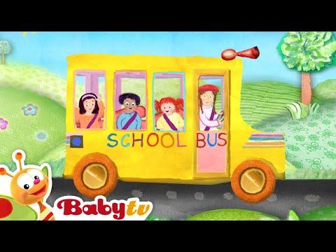 As rodas do ônibus  - BabyTV Português