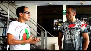 Jackson Mora presenta el Fusion Fighting Championship FFC IV