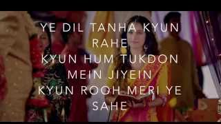 Zaroorat Song Lyrics EK Villain HD