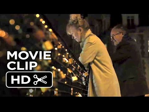 Le Week-End Movie CLIP - Love Lock Bridge (2014) Jim Broadbent, Lindsay Duncan Movie HD