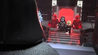 Lego Star Wars - Posledný duel