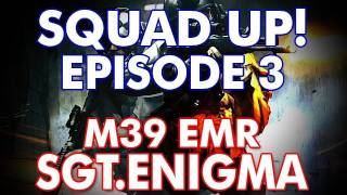 Battlefield 3: Squad Up! Episode 3 | M39 EMR Aggressive Recon